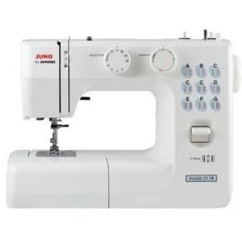 Швейная машина Janome Juno 2114 белый