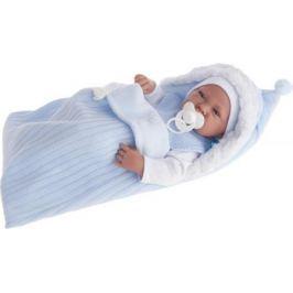 Кукла-младенец Munecas Antonio Juan мальчик Хьюго 42 см — 5065B