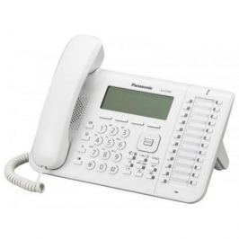 Телефон Panasonic KX-DT546RU белый