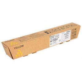 Тонер Ricoh MP C2551HE Жёлтый, 9500 страниц