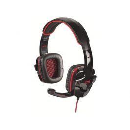Гарнитура Hama Fire Starter 53987 черно-красный