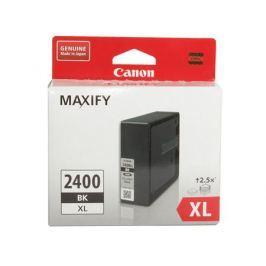 Картридж Canon PGI-2400XL BK для MAXIFY iB4040, МВ5040 и МВ5340. Черный. 2500 страниц.