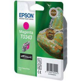 Картридж Original Epson [T034340] для Epson Stylus Photo 2100 Magenta