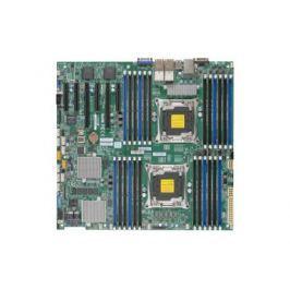 Мат плата Supermicro MBD-X10DRC-LN4+-O 2 х Socket 2011 C612 24xDDR4 2xPCI-E 16x — — — 10xSAT