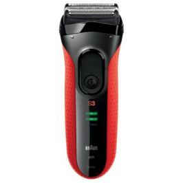 Бритва Braun 3030 S красный