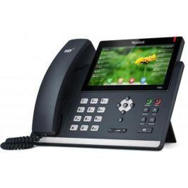 Телефон IP Yealink SIP-T48S 16 SIP-аккаунтов 2x10/100/1000Mbps 1xUSB2.0 7