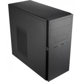 Корпус microATX Powerman ES725BK Без БП чёрный 6120640