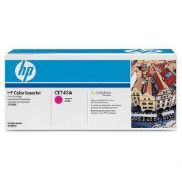 Картридж HP CE743A (№307A) Пурпурный CLJ CP5225