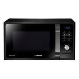 Микроволновая печь Samsung MG23F302TAK 800 Вт чёрный