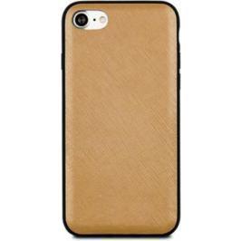 Чехол dbramante1928 London для iPhone 7. Материал натуральная кожа/пластик. Цвет светло-коричневый.