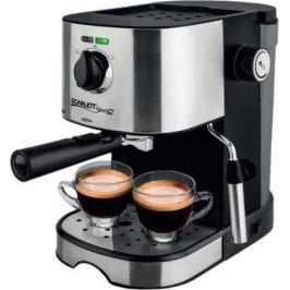Кофеварка Scarlett SL-CM53001 850 Вт черный серебристый