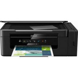 МФУ EPSON L3050 Принтер/сканер/факс. Фабрика печати. A4. 33стр/мин. 2400x1200dpi. Wi-Fi. Цветной.
