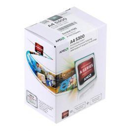 Процессор AMD A4 5300 BOX SocketFM2 (AD5300OKHJBOX)