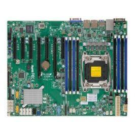Материнская плата Supermicro X10SRL-F Socket 2011-3 C612 8xDDR4 — — — 10xSATAIII ATX Retail MBD-X10S