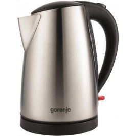 Чайник Gorenje K17FE 2200 Вт серебристый 1.7 л металл/пластик