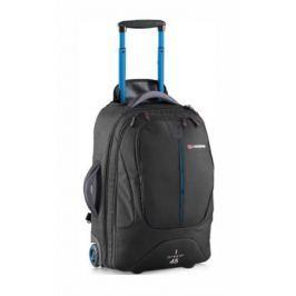 Рюкзак на колесах CARIBEE Sky Master 45 л черный 6917