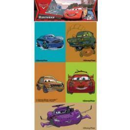 Наклейки 3D ACTION! CARS 12*20,5см