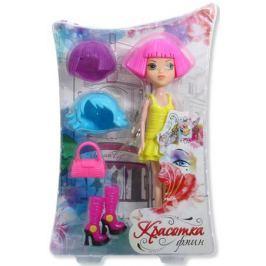 Красотка фэшн кукла с аксессуарами Т57129