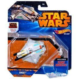 Звездолет Mattel Hot Wheels Star Wars Ghost CGW52