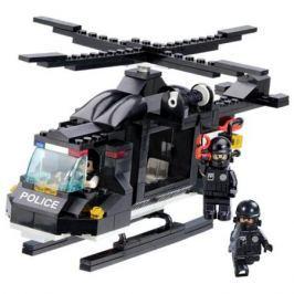 Конструктор 1 Toy Полицейский спецназ Воздушная охрана 200 элементов
