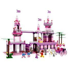 Конструктор 1 Toy Маленькая Принцесса 600 элементов