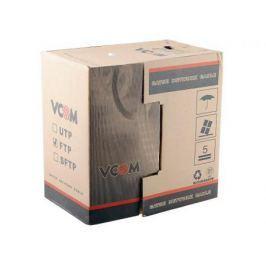 Сетевой кабель бухта 305м FTP 5e VCOM VNC1110 4 пары