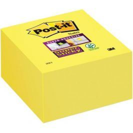 Бумага с липким слоем 3M 350 листов 76x76 мм желтый 2028-S