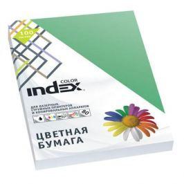 Цветная бумага Index Color A4 100 листов IC68/100
