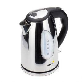 Чайник электрический UNIT UEK-265 Стальной Глянцевый