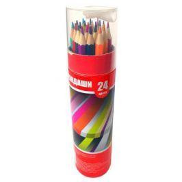 Набор цветных карандашей Action! ACP103-24 24 шт ACP103-24