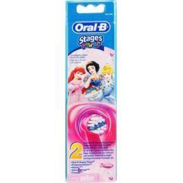 Насадка для зубной щётки Braun Oral-B Frozen Stages Power EB10K 2шт