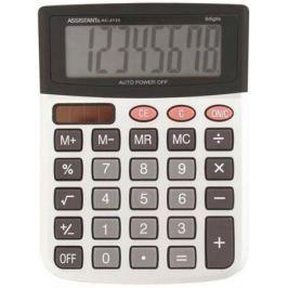 Калькулятор настольный Assistant AC-2133 8-разрядный AC-2133