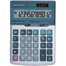 Калькулятор настольный Assistant AC-2340 12-разрядный