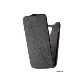 Чехол - книжка iBox Premium для Fly IQ4415 Era Style 3 черный