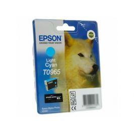 Картридж Epson Е0965 С13T09654010 светло-голубой К2880