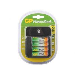Зарядное устройство GP PowerBank 2 часа + аккум. 4шт. 2500mAh (GP PB550GS250-CR4)