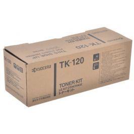Тонер Kyocera TK-120 для FS-1030D. Чёрный. 7200 страниц.