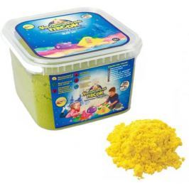 Песок 1 Toy Космический песок Жёлтый 3 кг Т58518