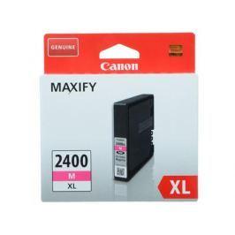 Картридж Canon PGI-2400XL M для MAXIFY iB4040, МВ5040 и МВ5340. Пурпурный. 1295 страниц.