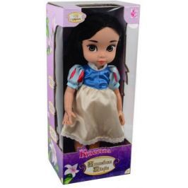 Кукла 1Toy Красотка 40 см, со звуковыми эффектами 18*13,5*43см Т58299