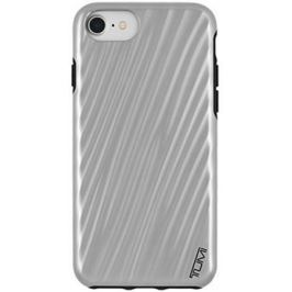 Чехол Tumi 19 Degree Case для iPhone 7/8 Материал пластик. Цвет серый. Дизайн Metallic Gunmetal. TUIPH-022-GNM