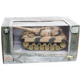 Танковый бой на радиоуправлении 1toy Взвод камуфляж от 5 лет пластик Т59145