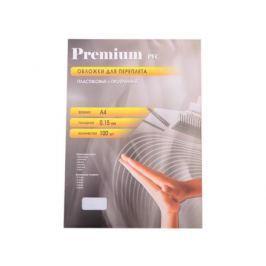 Обложки прозрачные пластиковые А4 0.15 мм 100 шт. Office Kit (PCA400150)