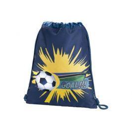 Мешок для сменной обуви Hama Soccer синий/голубой 00139107