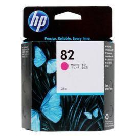 Картридж HP CH567A (№82) пурпурный 28мл Designjet 500/510