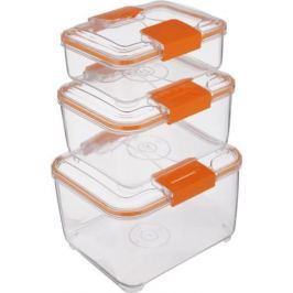 Набор контейнеров Status RC Set higer оранжевый