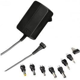 Сетевое зарядное устройство Hama H-121972 1A черный