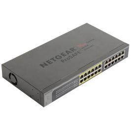 Коммутатор NETGEAR JFS524-200EUS 24-портовый 10/100 Мбит/с коммутатор (для монтажа в 19