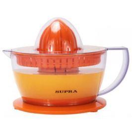 Соковыжималка Supra JES-1027 25 Вт оранжевый