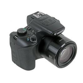 Фотоаппарат Canon PowerShot SX60 HS Black (16,8Mp, 65x zoom, Оптический стабилизатор, SD, WiFi, USB)